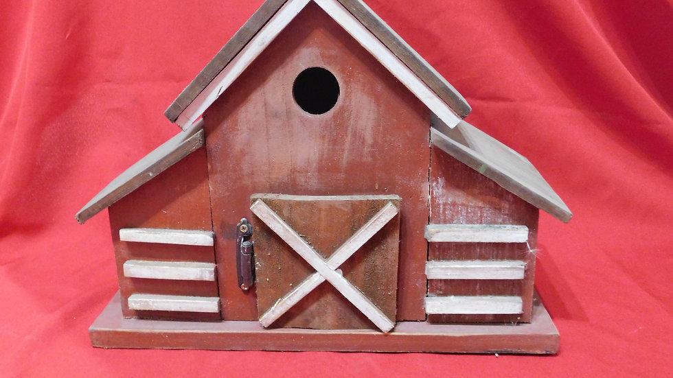 All wood Farmhouse