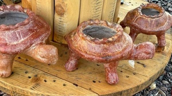 Turtle Set Pottery