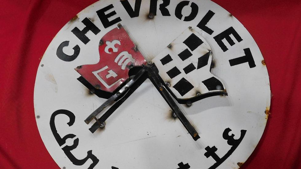 Chevrolet Corvette Large Sign