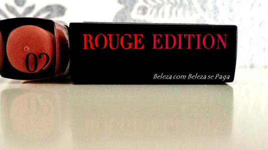 Bourjois Rouge Edition Lipstick nº 02