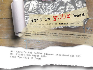 It's in Your Head – Shining a Light on Mental Health