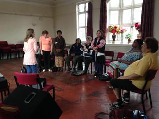 Women's Group Make Sweet Music