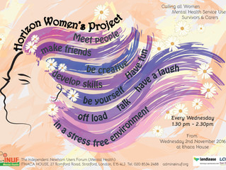 Horizon Women's Project!