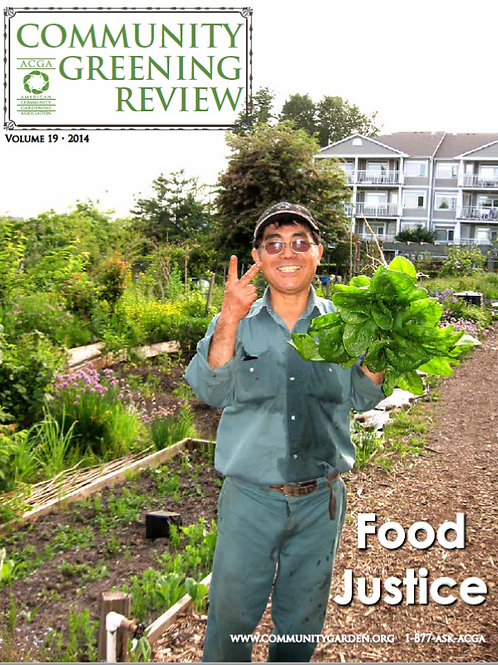 Community Greening Review 2014 (eBook)
