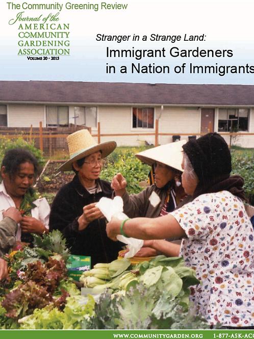 Community Greening Review 2015 (eBook)