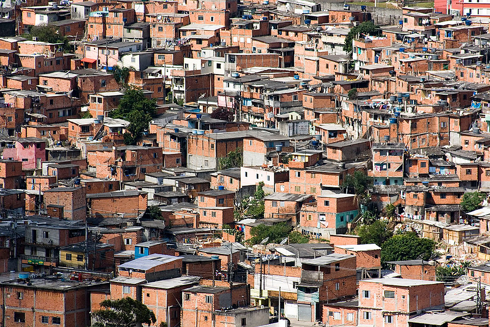 Favela do Jaguaré. Fonte: internet