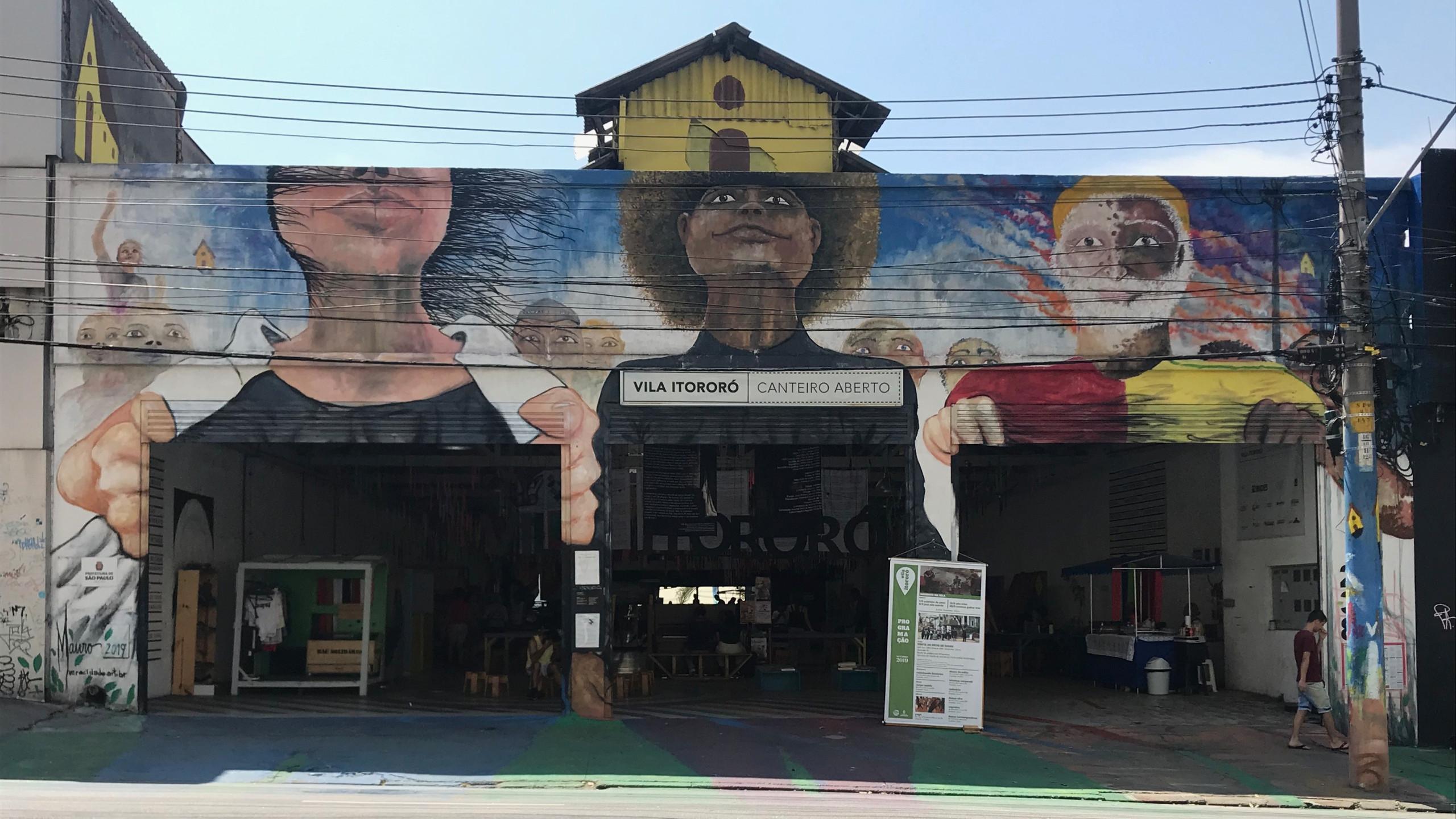 Canteiro Aberto - Rua Pedroso, 238