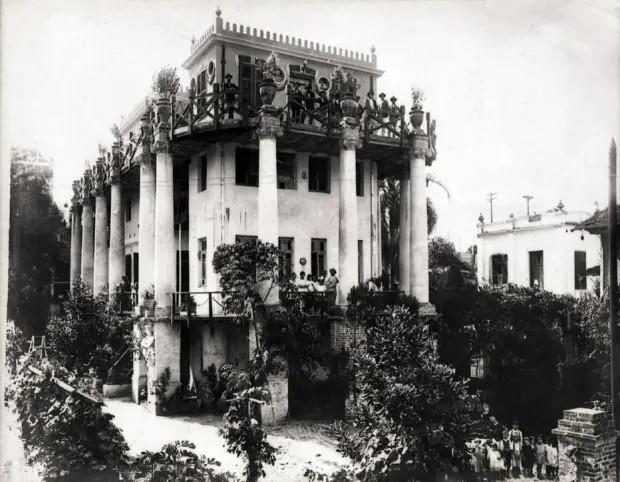 Palacete da Vila Itororó. Fonte: Acervo Estadão