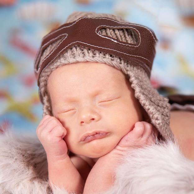 Newborn Aviator