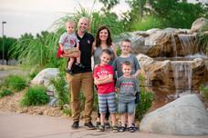 Missionary family