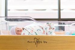 newborn hospital portraits