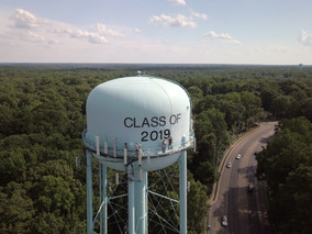 Fresh paint for Class of 2019