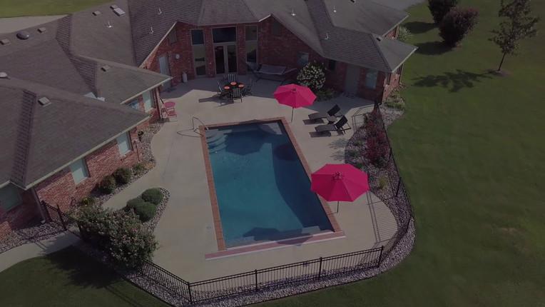 Residence in Bartlesville, OK