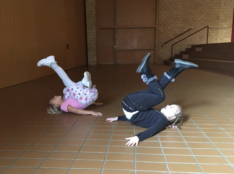 Unsere zukünftigen Choreografinnen?
