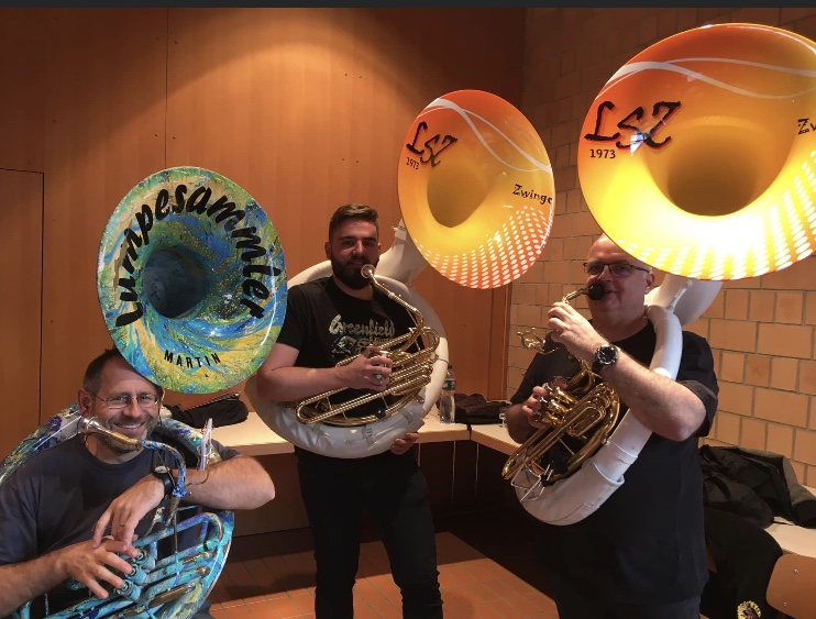 Unser Power-Susi-Trio