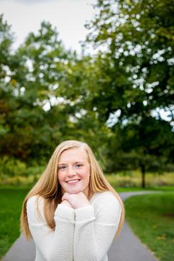 Senior Girl, Wolcott, NY