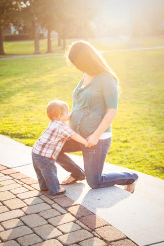 mom and son maternity, wolcott, NY
