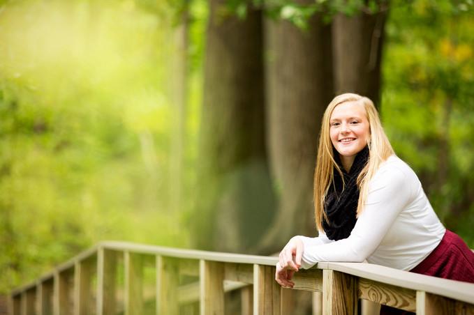 Senior girl Wolcott, NY