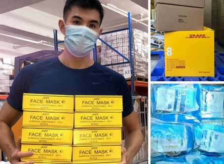 Social Impact: PPE Drive