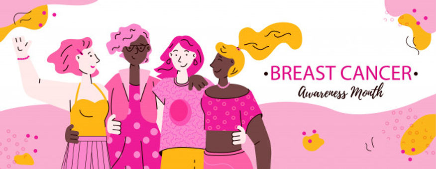 breast-cancer-awareness-banner-with-wome
