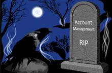 Is Account Management Dead?