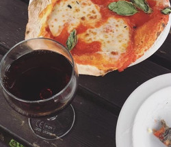 Homemade pizza 2017