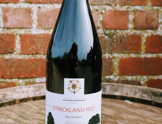 Strickland Estate Red