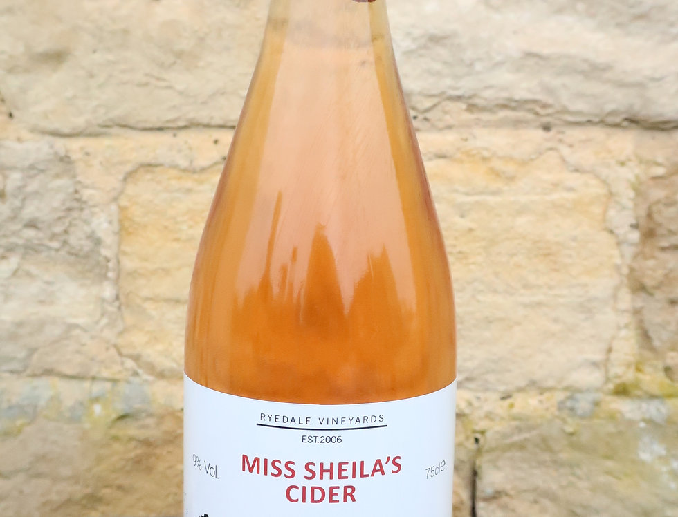 Miss Sheila's Cider