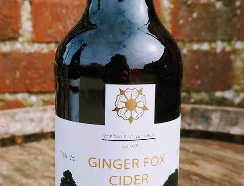 Ginger Fox Cider