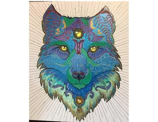 """""""Zen Wolf"""""""
