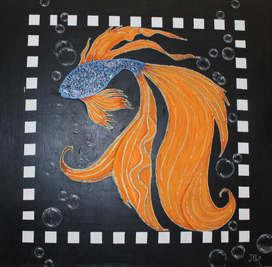 Goldfish      2'x2'