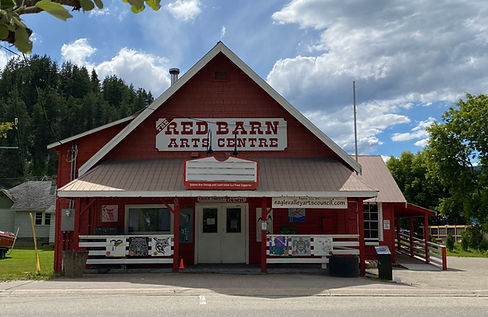 Red Barn Arts Sicamous