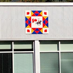 RCMP Building Sicamous