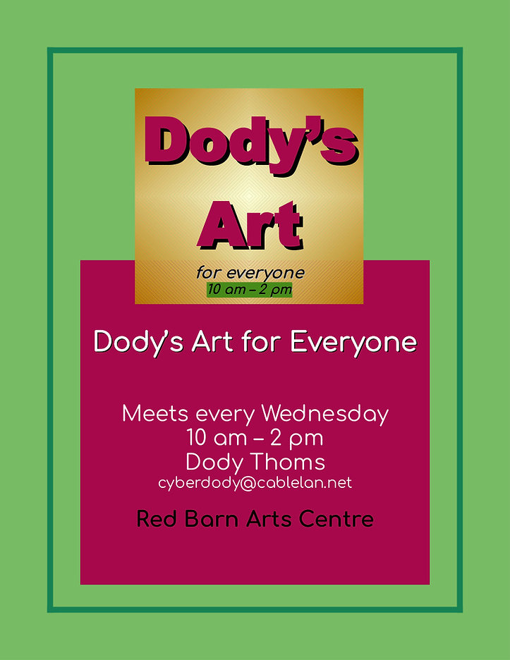 Dody's Art for Everyone