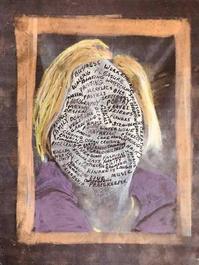 8 Faceless Self Portrait