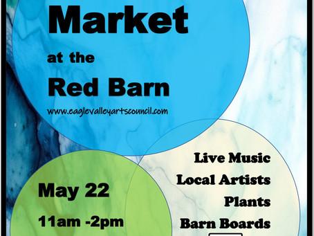 May Market at the Red Barn