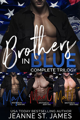 Brothers in Blue: Trilogy