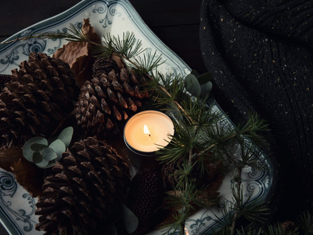 Yule Darkness and Protection Light Ritual