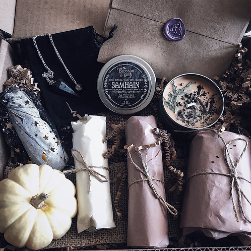 Samhain Magical Wellness Box