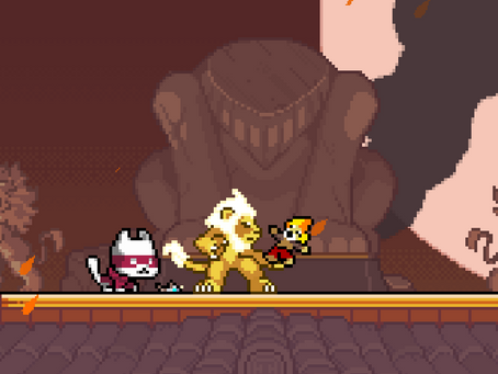 Catnip Bravo in Rivals of Aether