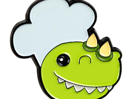 Dino Chef is here to save your cookouts.