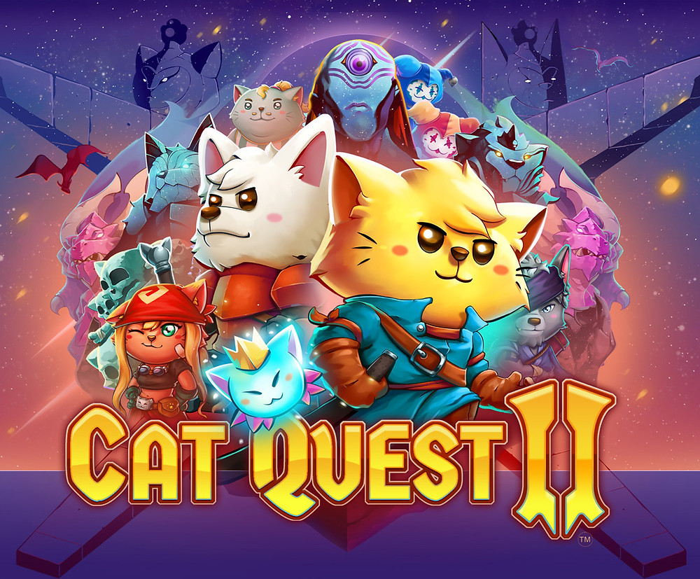 Cat Quest 2 by Gentlebros