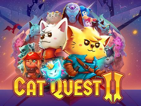 Cat Quest 2 by Gentlebros