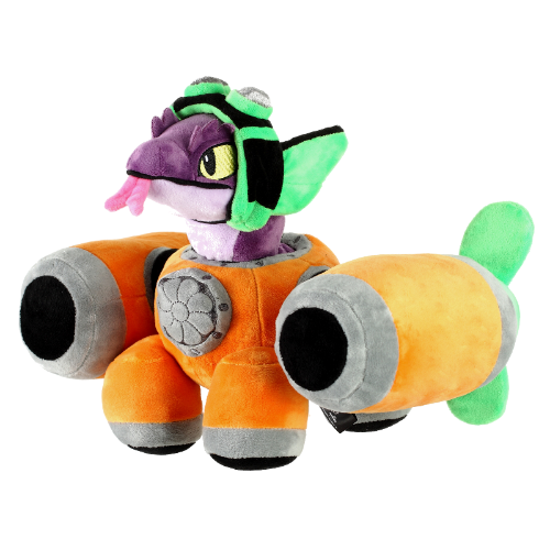 Elliana Plush from Rivals of Aether
