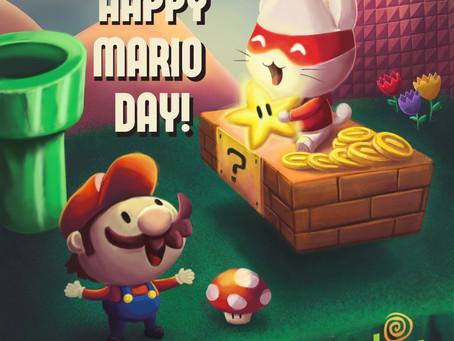 Mario..... Day?