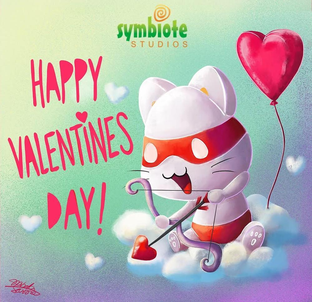 Catnip Bravo Valentine's Day 2020