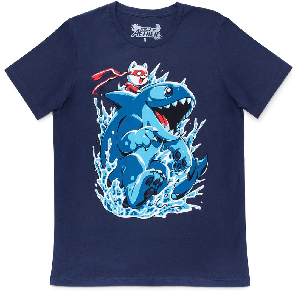 Rivals of Aether Orcane Shirt