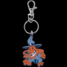 Sam and Max Keychains