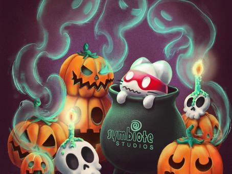 Spooky Halloween with Catnip Bravo