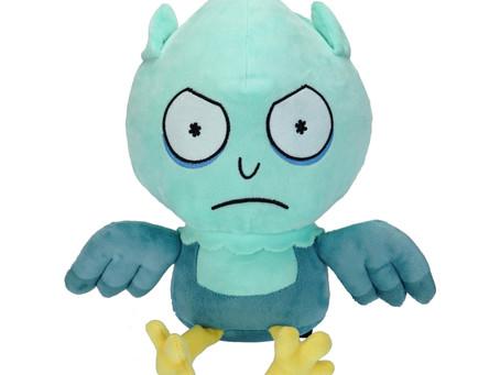 Morty of the Month: Birdosaur Morty
